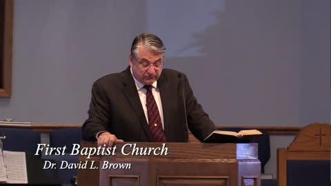 Dr. David L. Brown