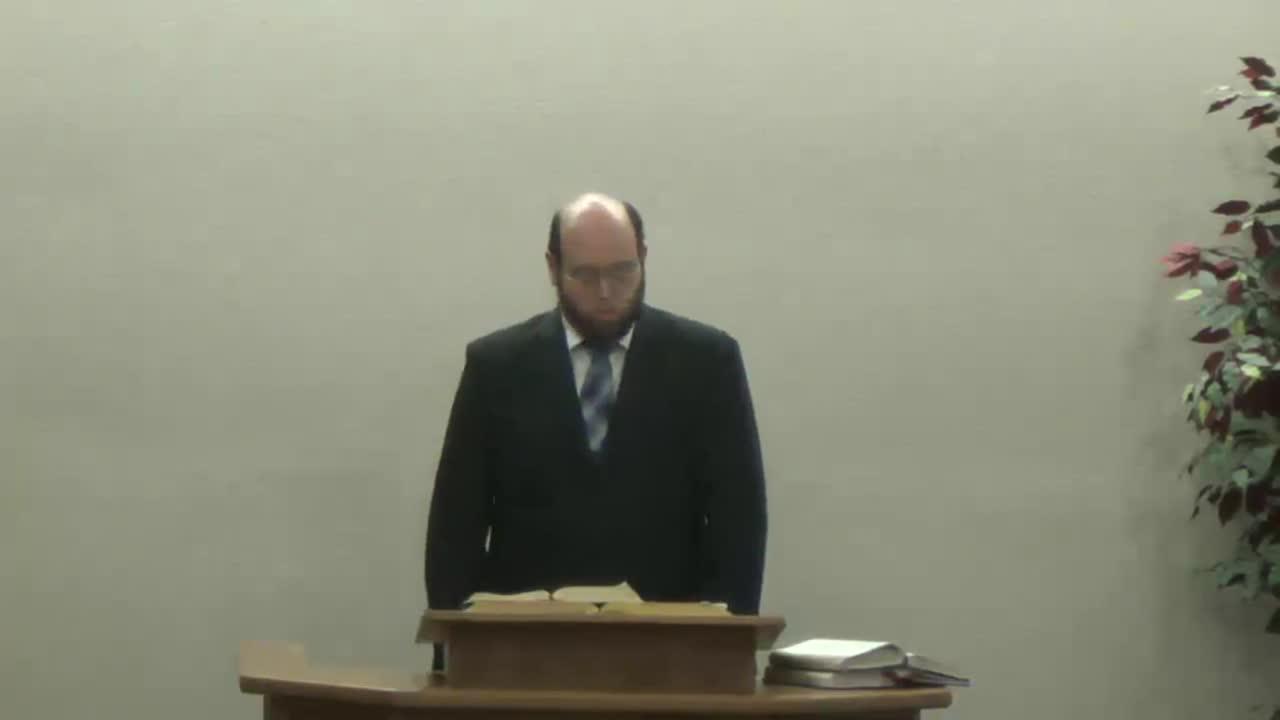 Rev. Terreth Klaver