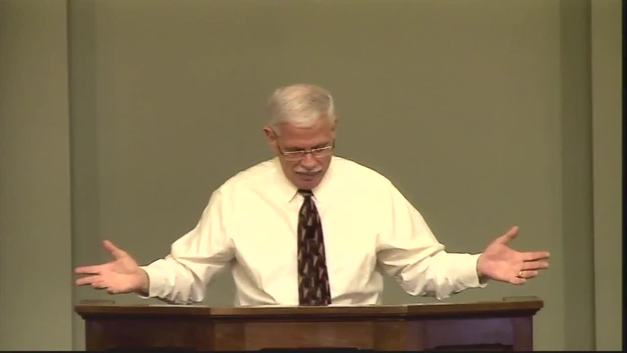 Pastor Jeff Smith