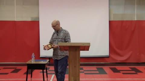 Pastor Patt Fisk