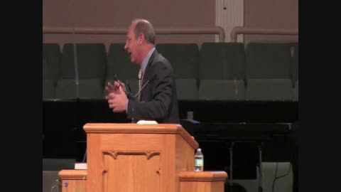 Pastor Tim Russ