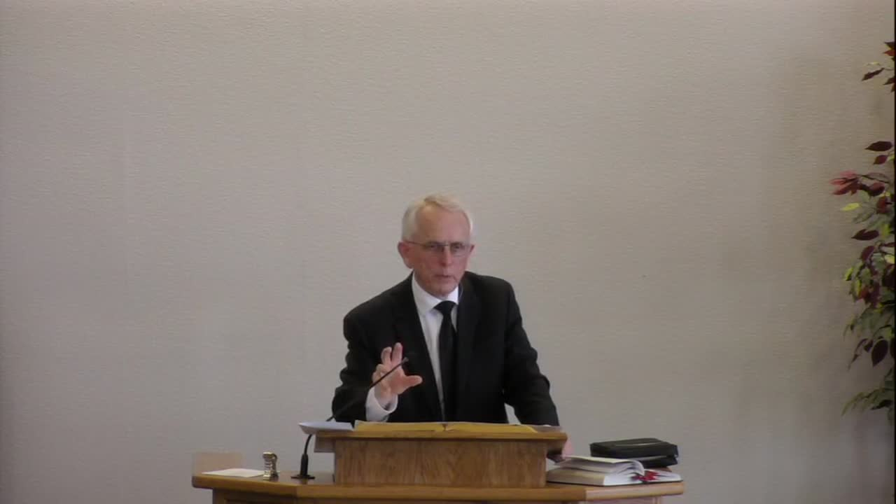Rev. Bartel Elshout