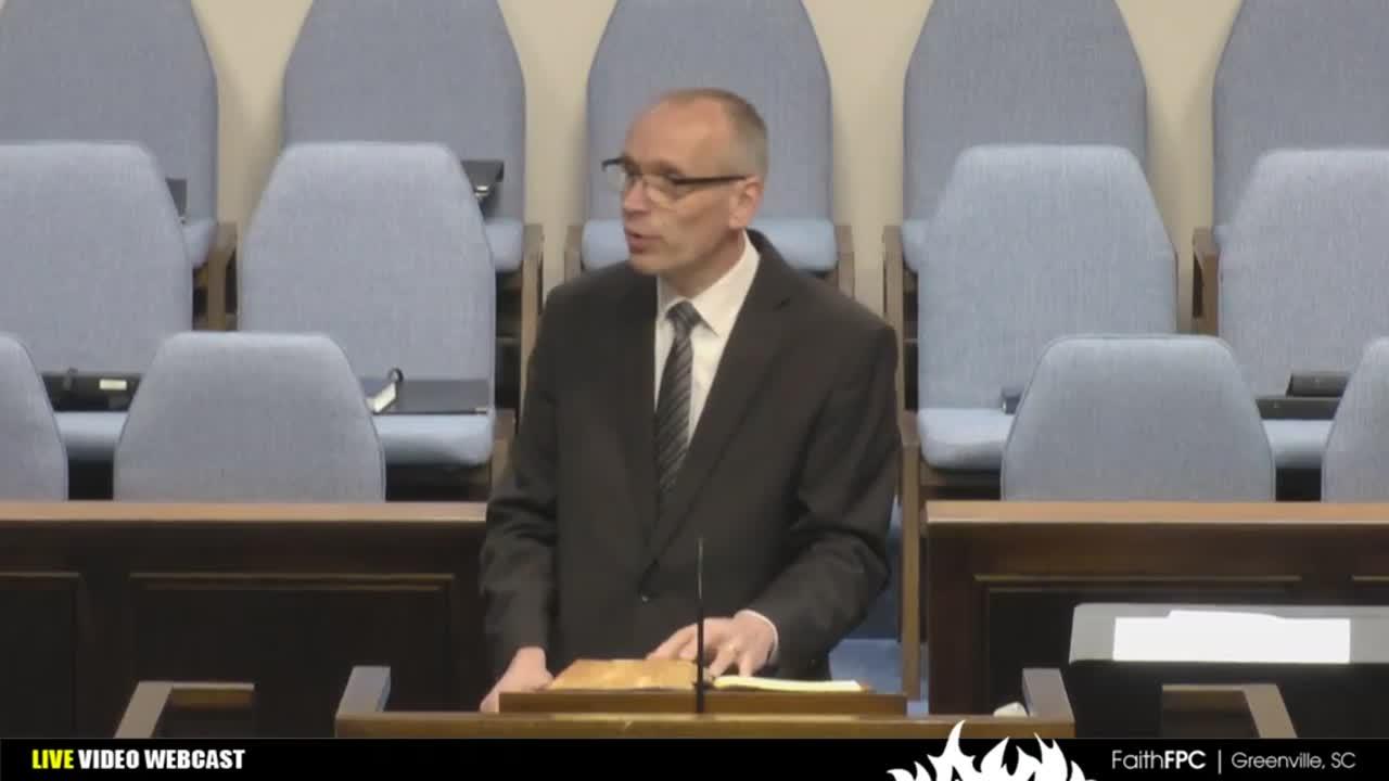 Rev. Colin Mercer
