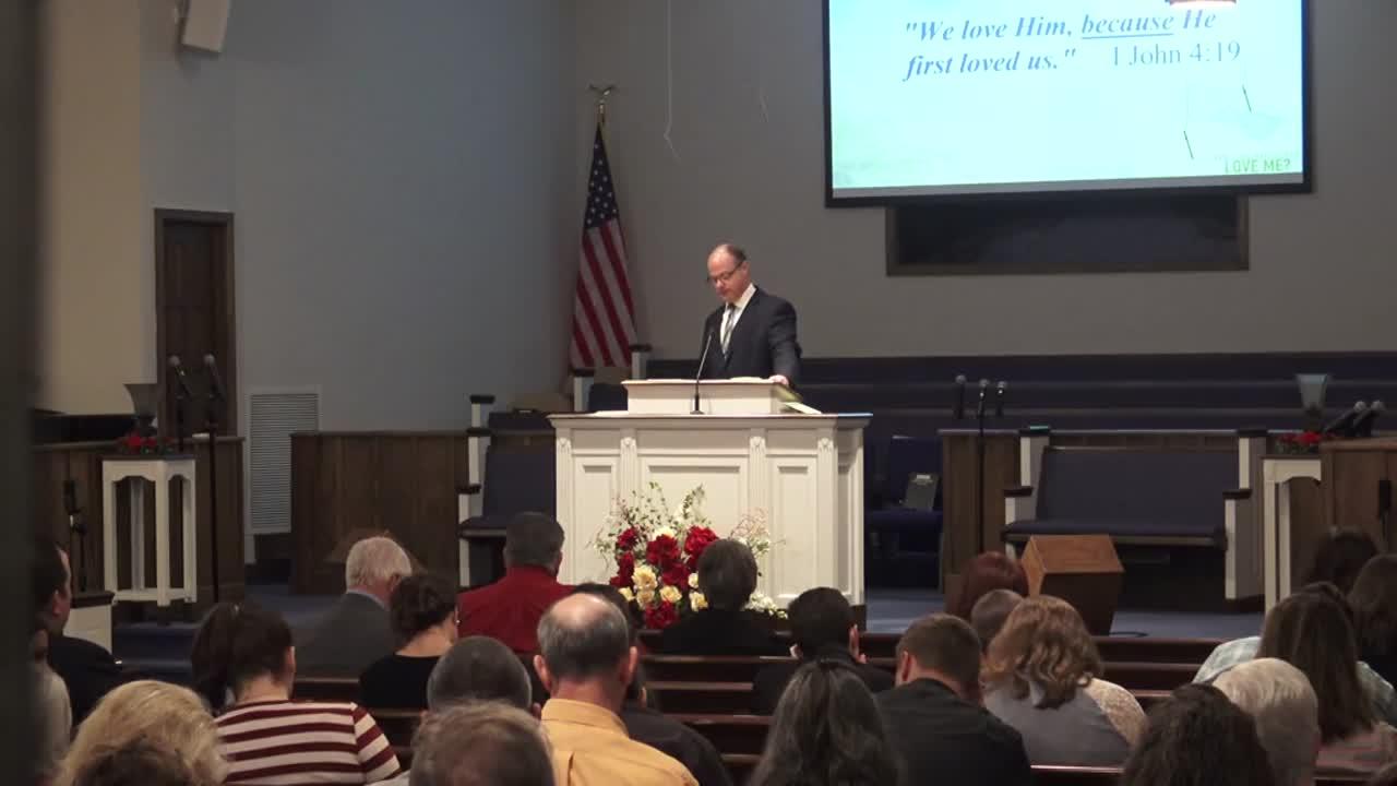 Pastor Michael Free