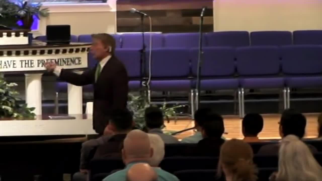 Pastor Danny Castle