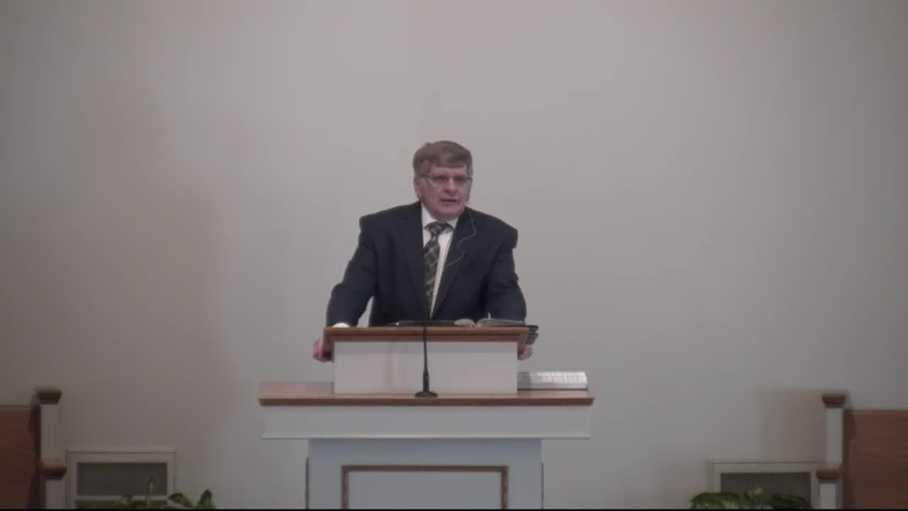 Rev. Arie den Hartog