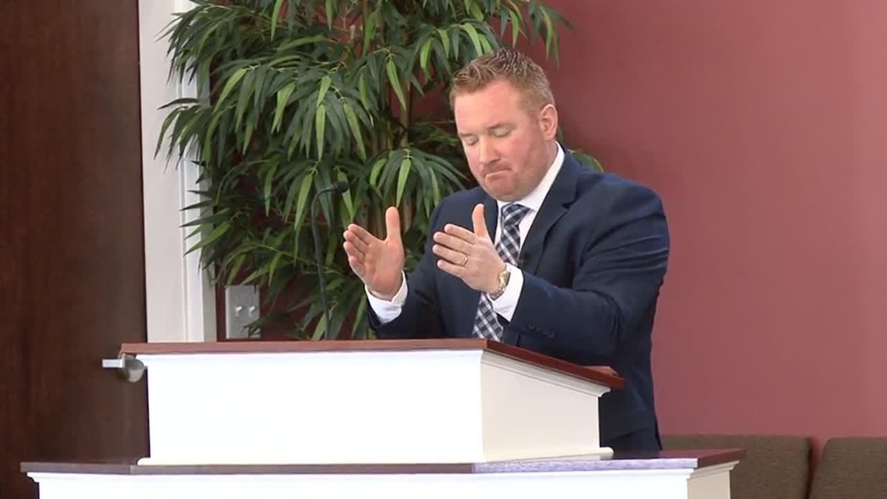 Rev. Aaron Dunlop