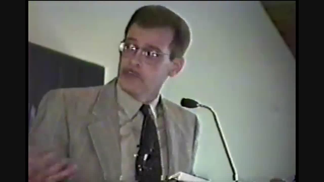 Pastor J. David Hollowood