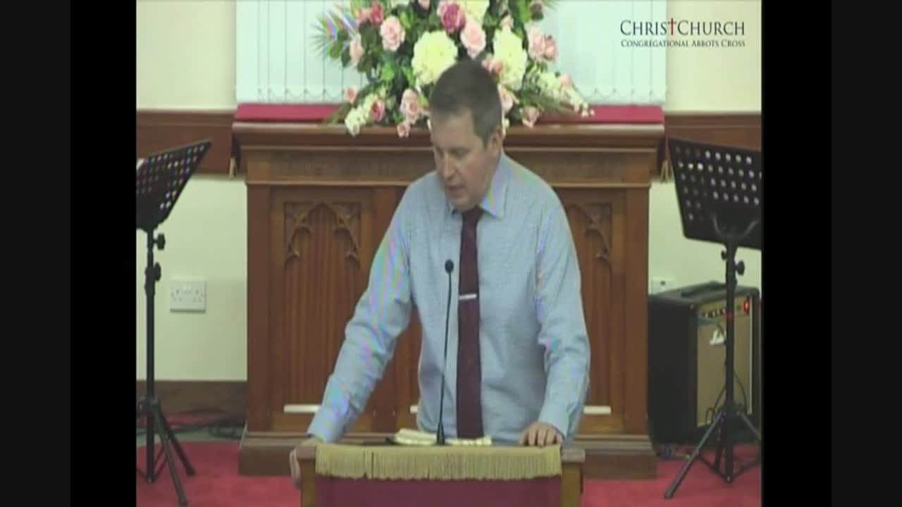 Rev. Nigel Kissick