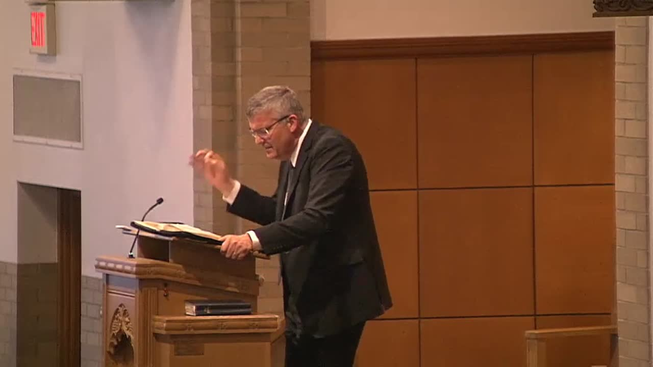 Rev. Mark Kelderman