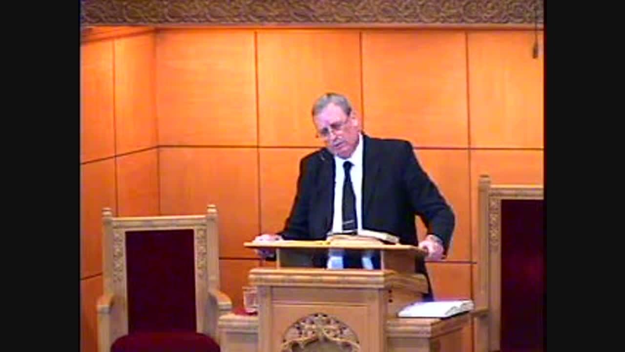 Rev. Arthur Miskin