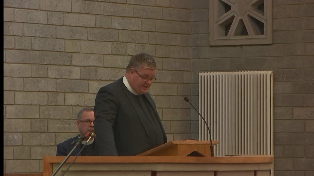 Rev. Gordon Dane