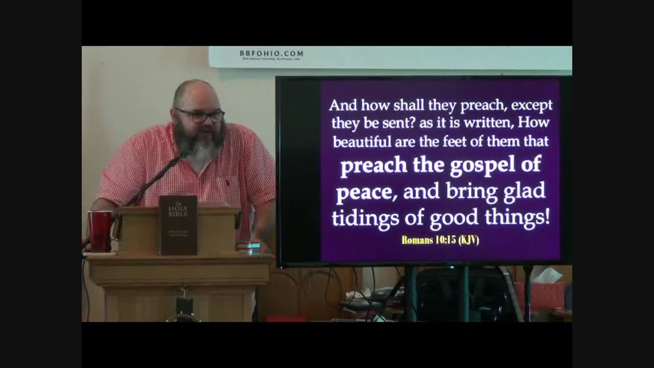 Bible Believers Fellowship | Audio and Video Bible teaching, with