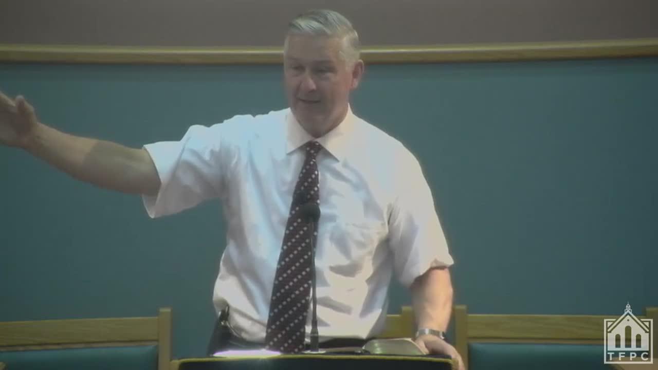 Rev. Larry Saunders
