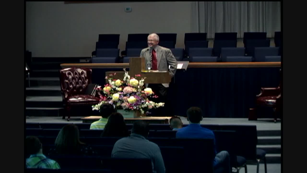 Pastor Jim Turner