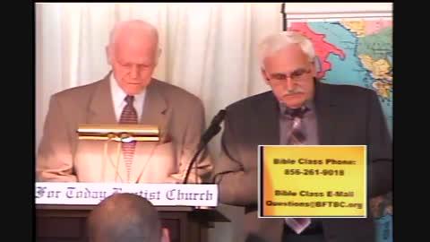 Pastor David Bennett, D.Min.