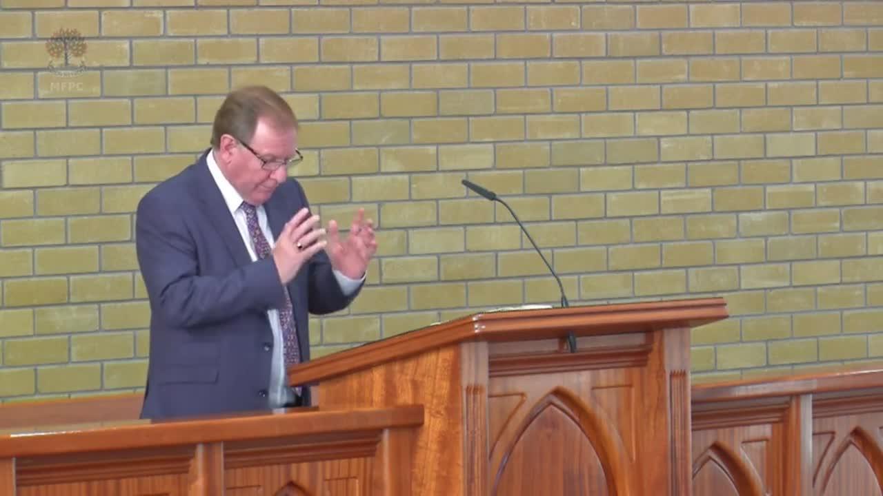 Rev. John Morrow