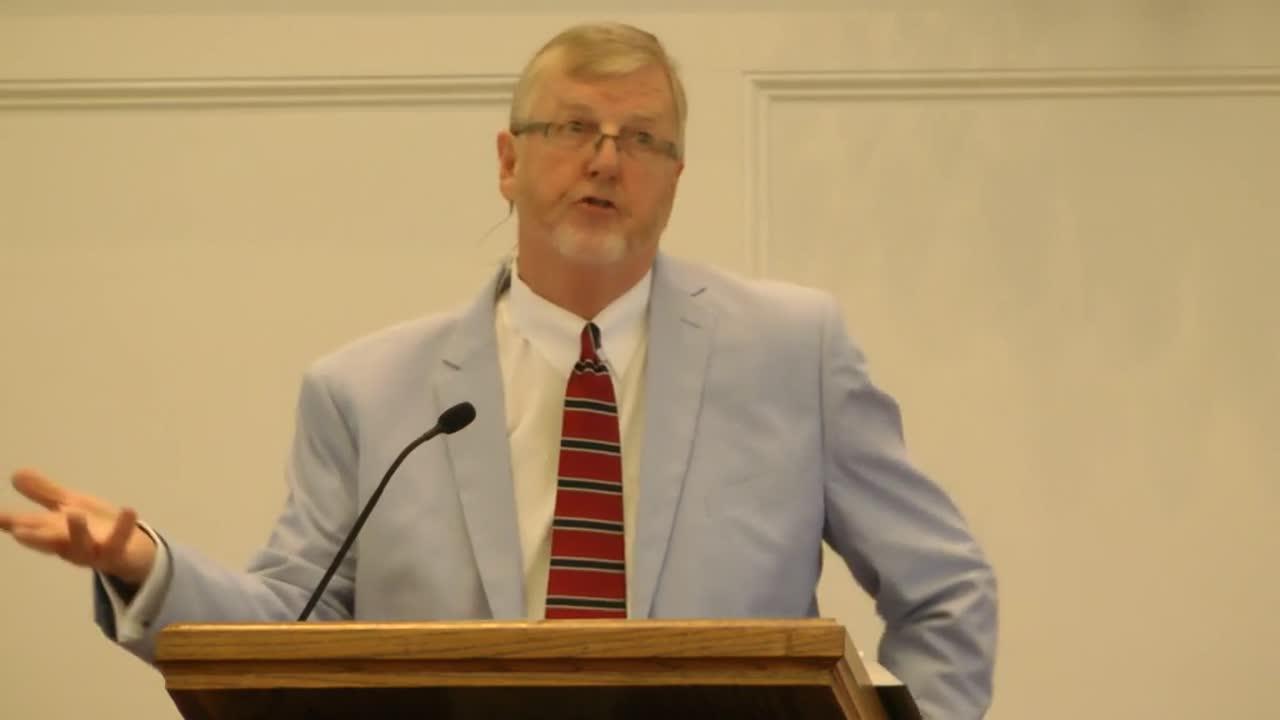 Rev. Joe Easterling