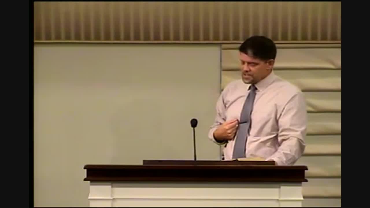 Pastor Jeffery S. Smith