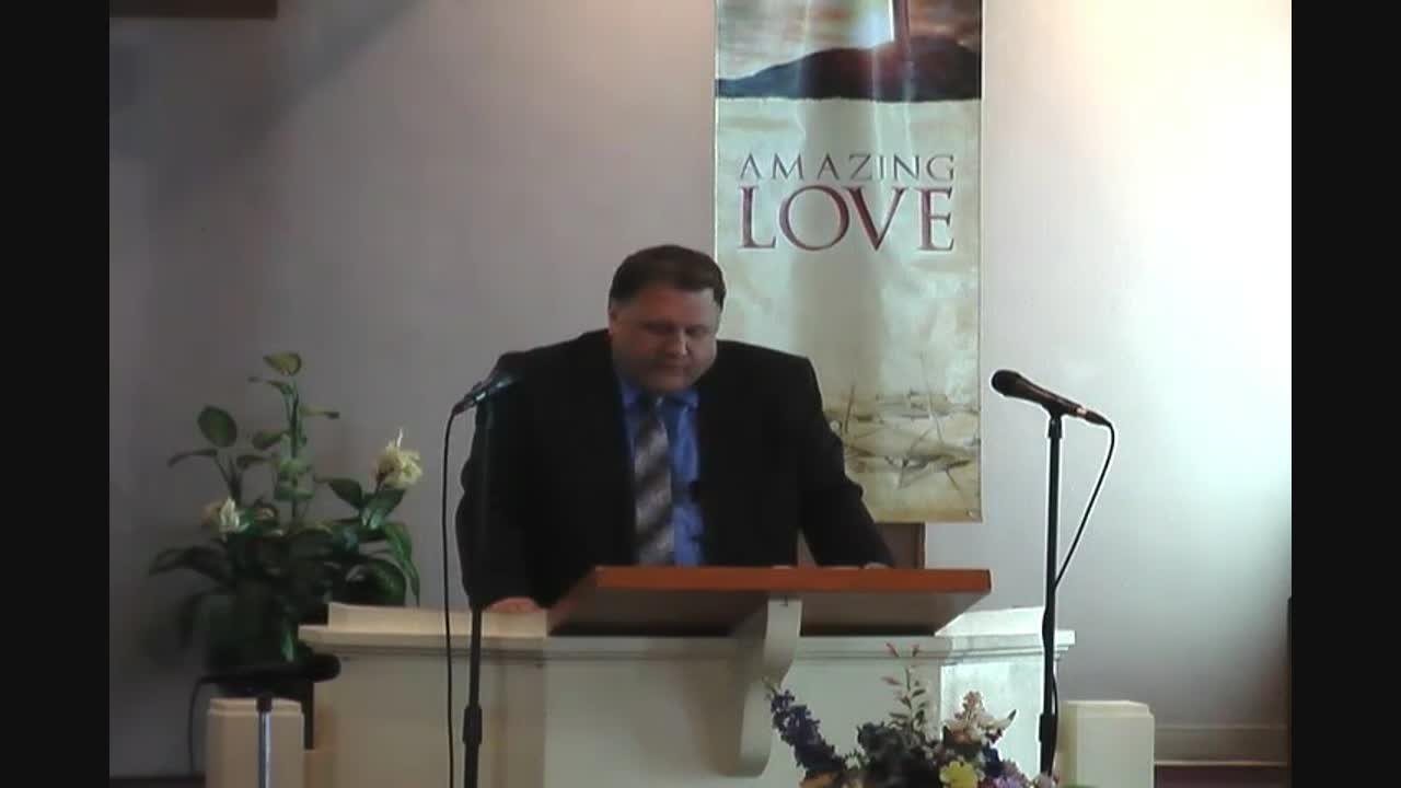 Pastor Joe Roof