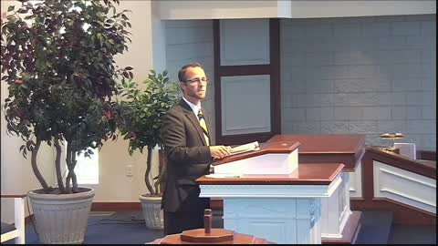Rev. Daniel Holstege