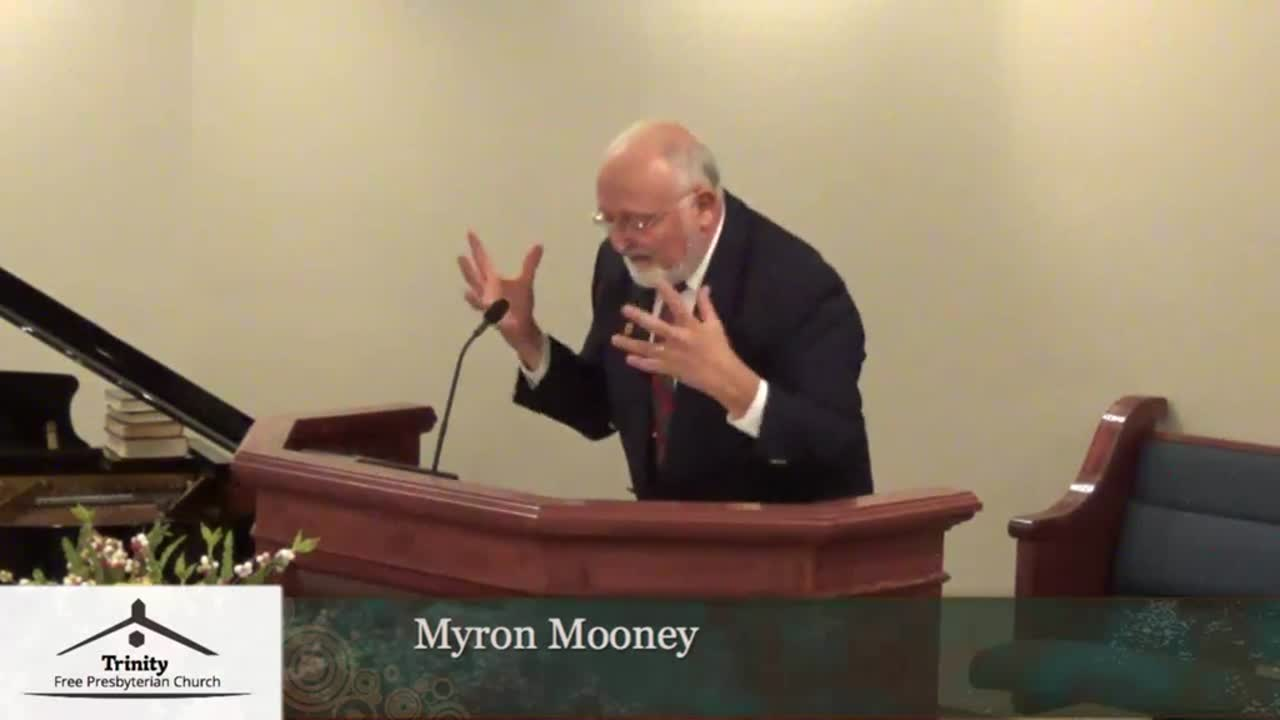 Rev. Myron Mooney