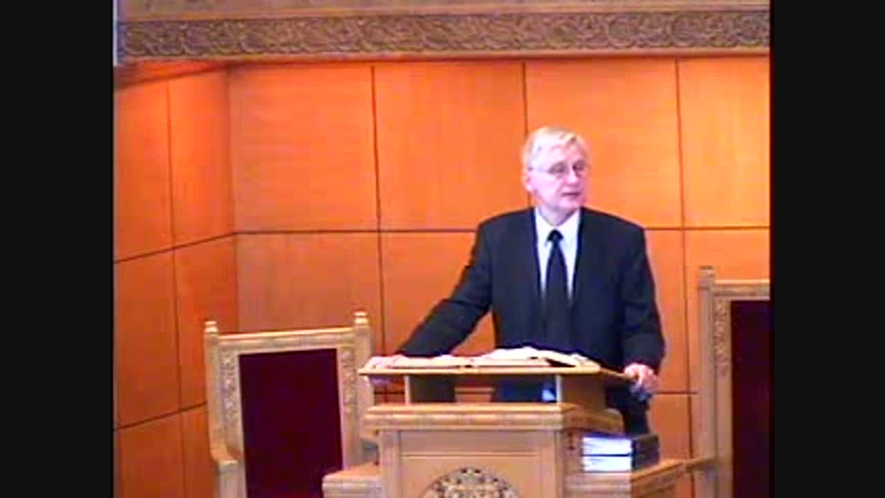 Rev. Foppe VanderZwaag
