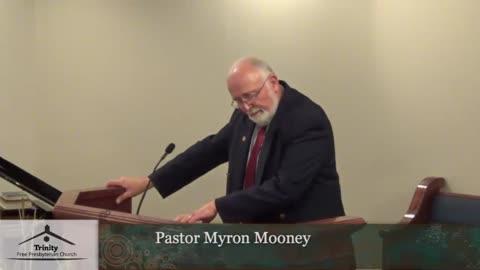 Rev. Myron Mooney