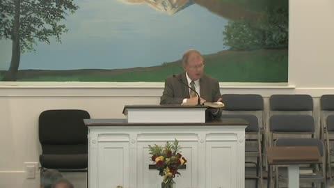 Pastor Charles Garrison