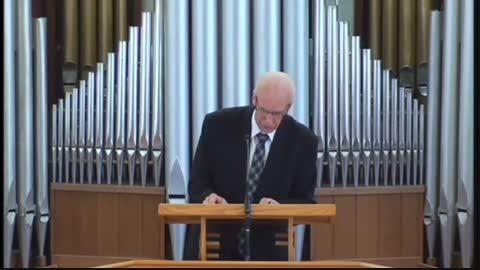 Rev. Ben Berends