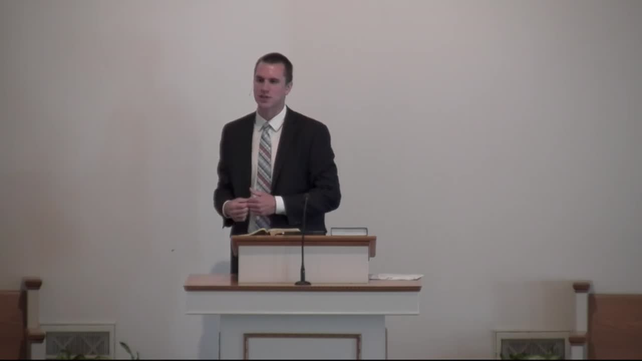 Rev. Matthew DeBoer
