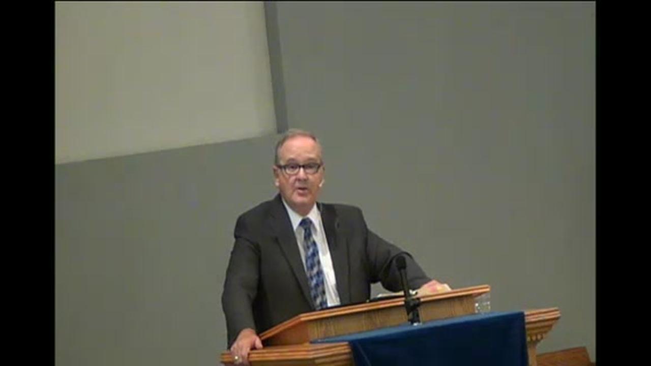 Rev. Ian Goligher