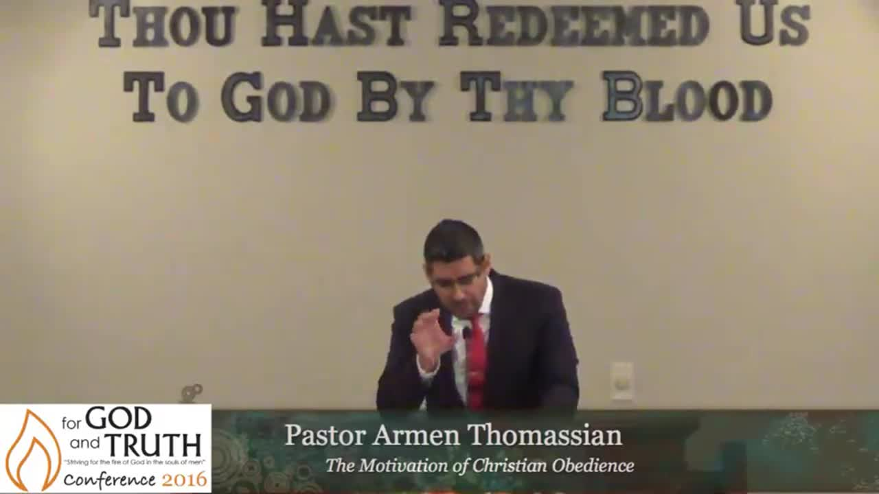Rev. Armen Thomassian