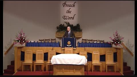Rev. Fred Greenfield