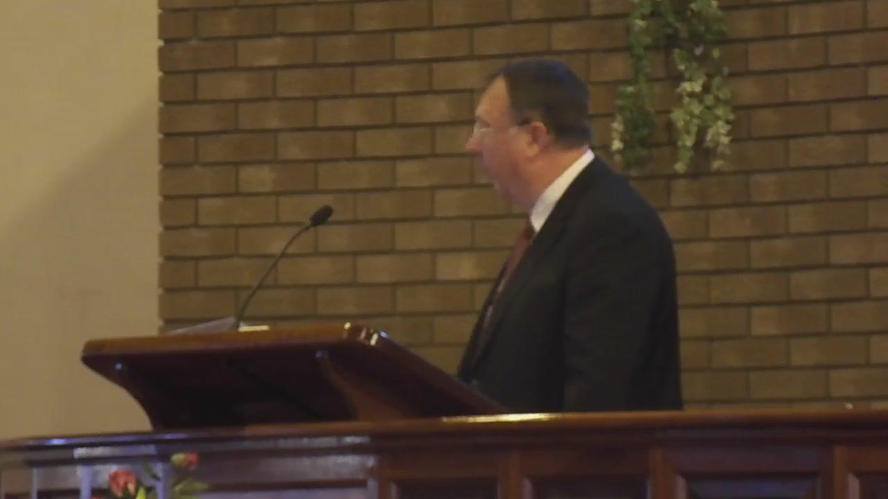 Rev. Brian McClung