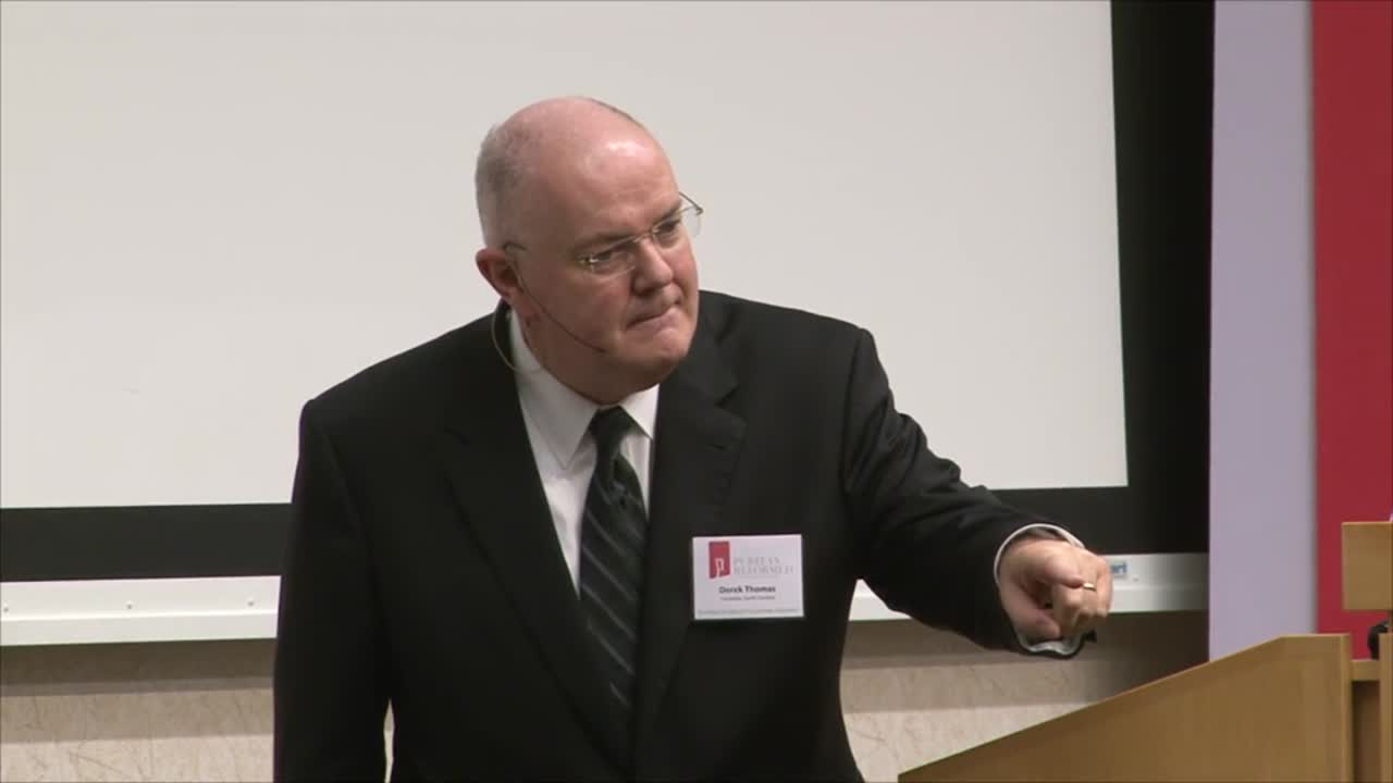 Dr. Derek W. H. Thomas