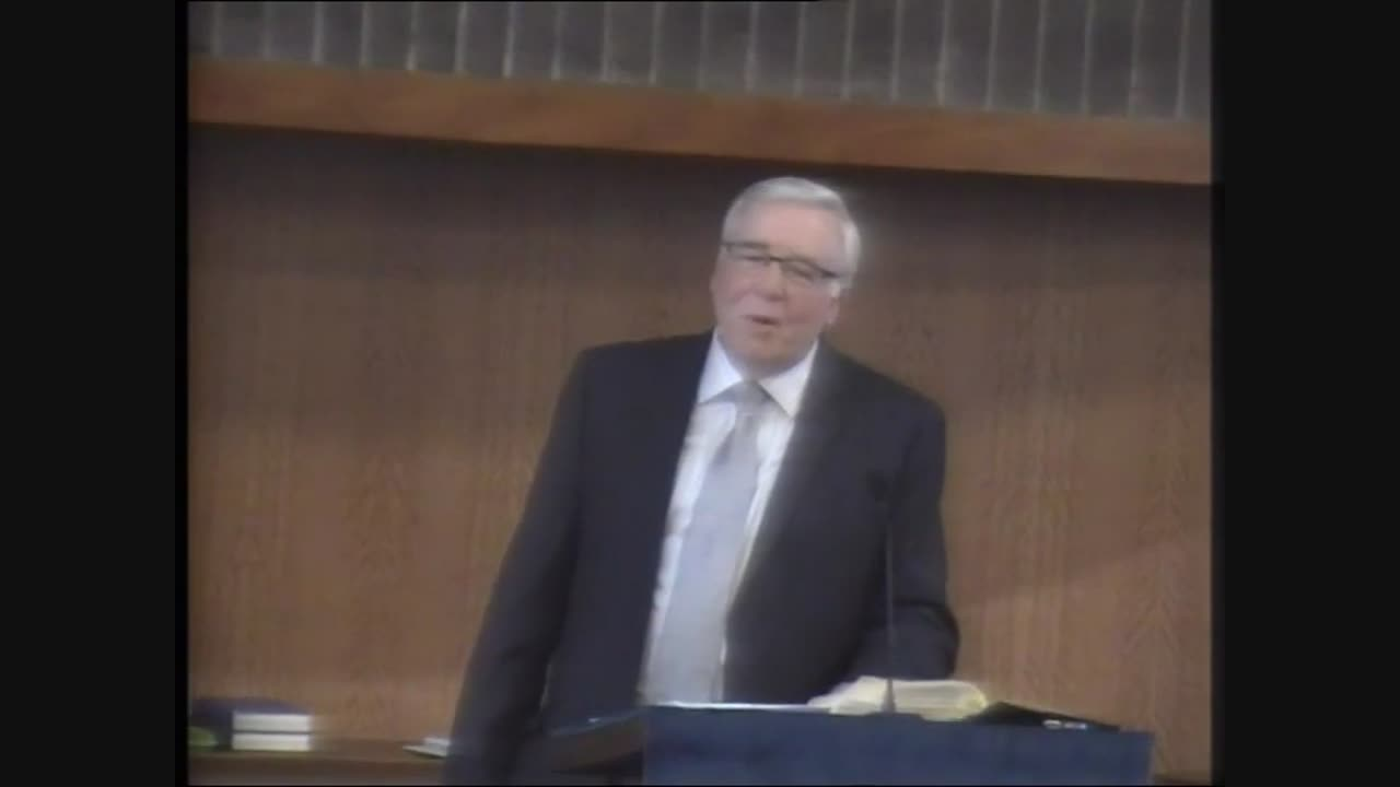 Rev. Ron Johnstone