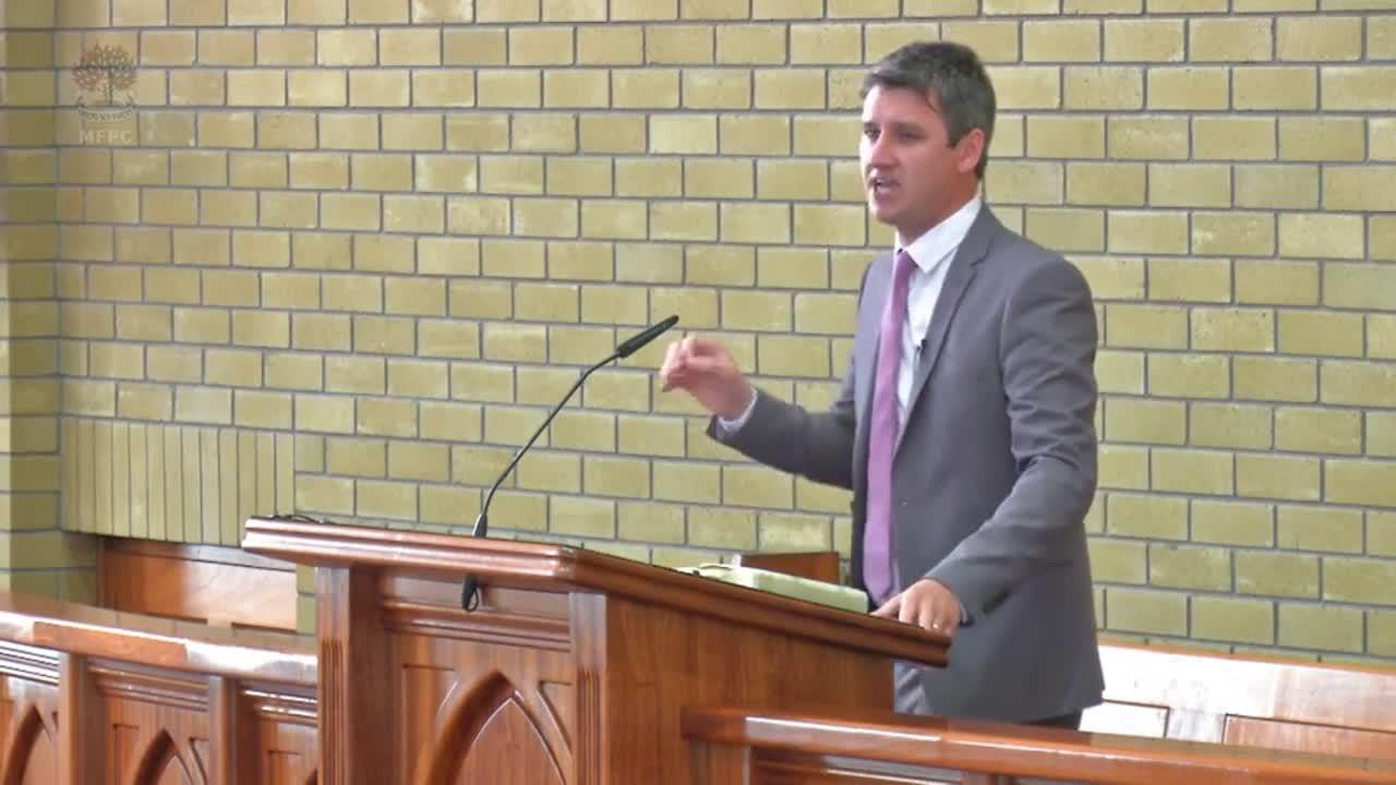 Rev. Andrew Stewart
