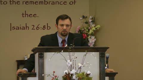 Pastor Mike Ragan