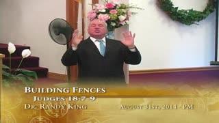 Pastor Randy King