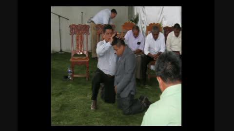 Missionary Bruce Martin