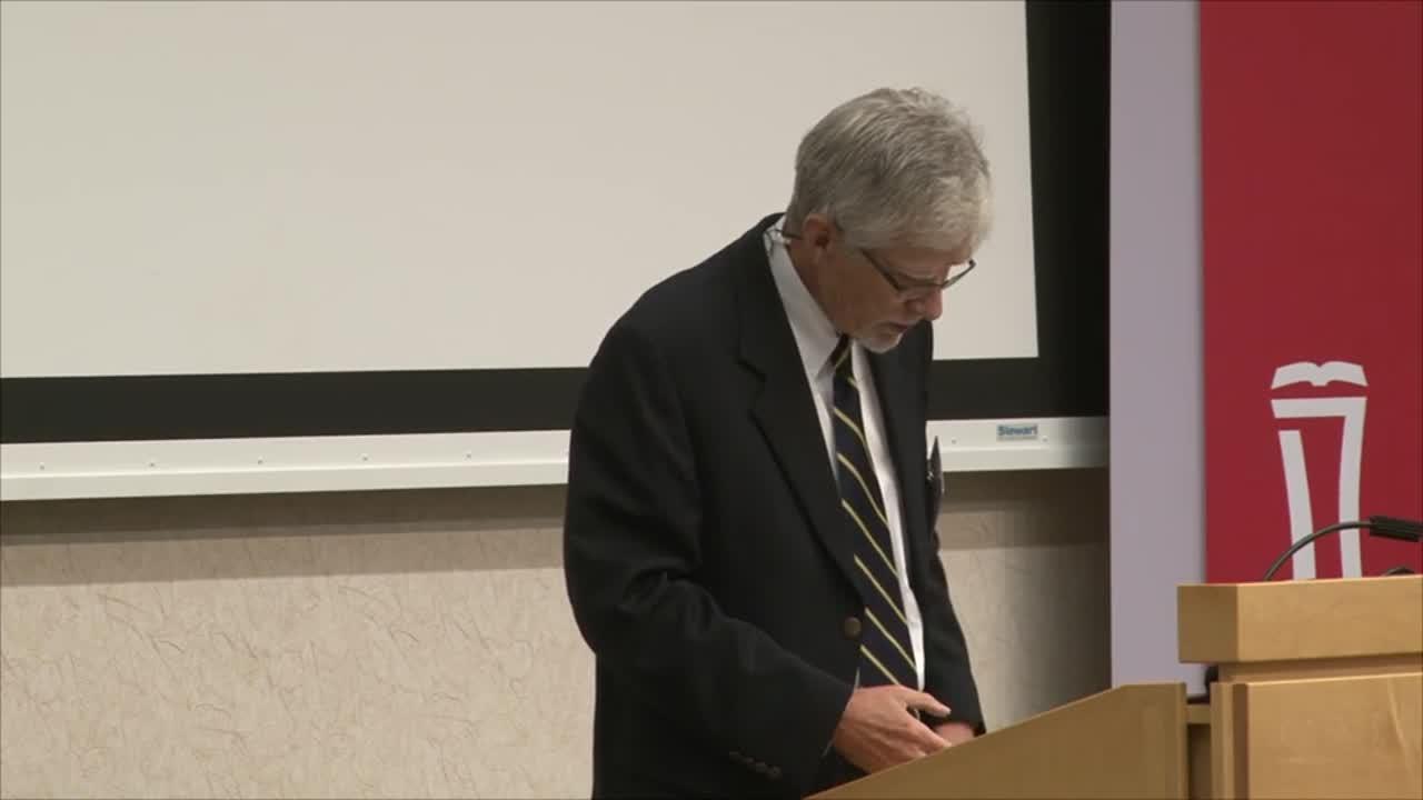 Dr. Michael Barrett