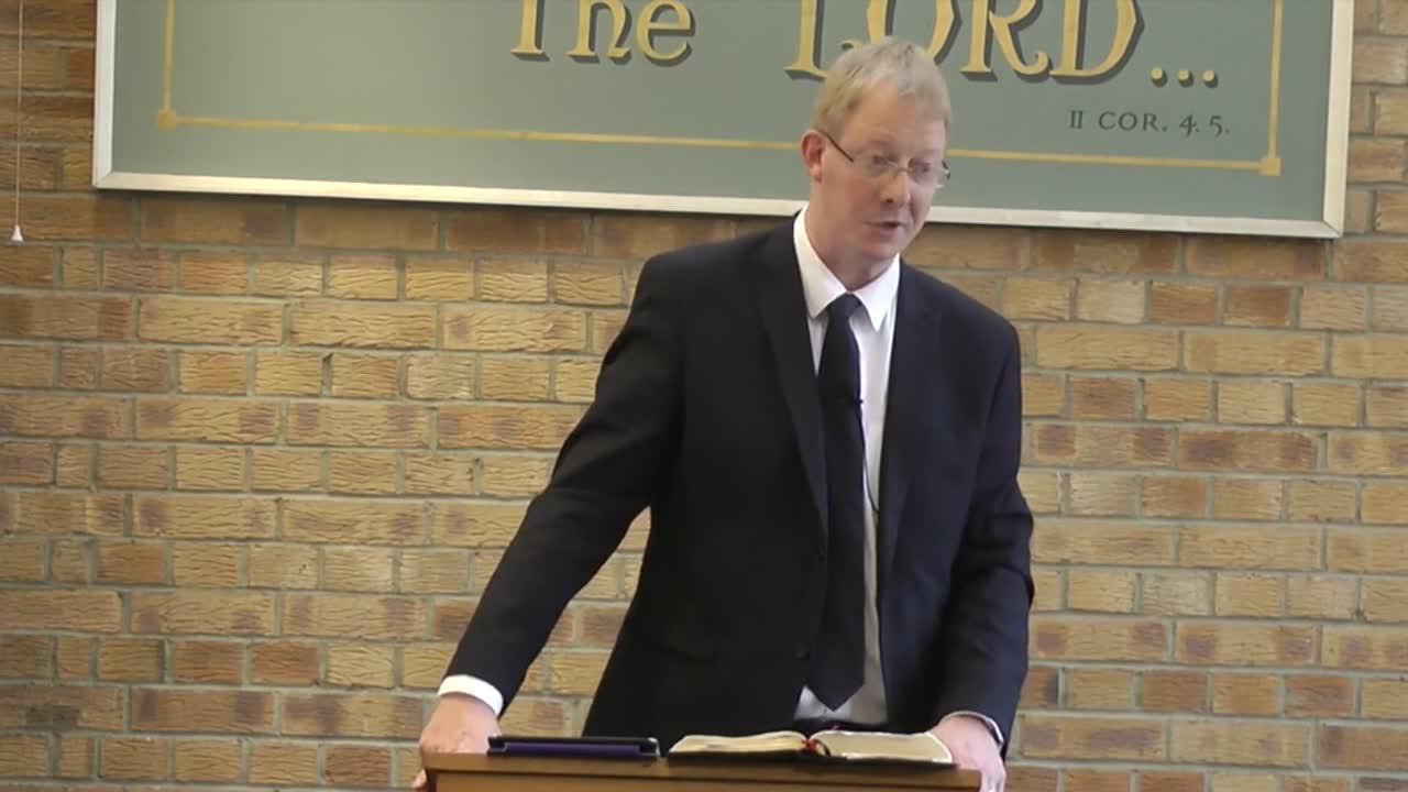 Rev. Patrick Baker