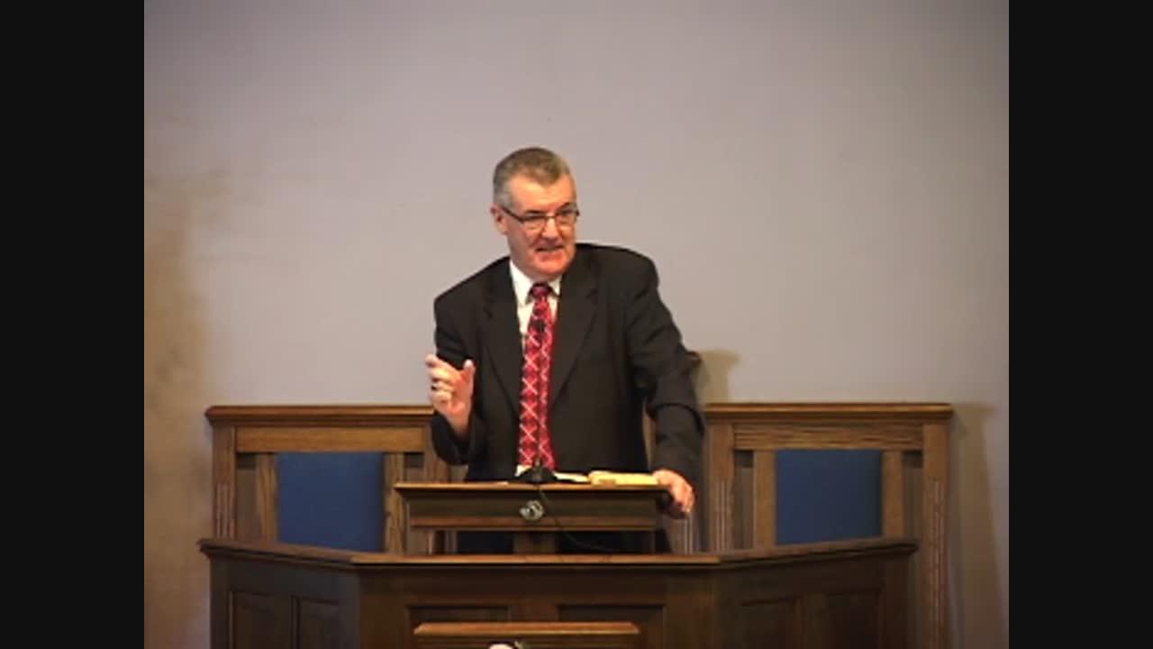 Rev. Derek Erwin