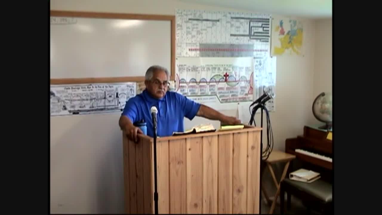 Pastor Raymond Hernandez